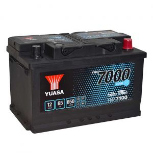 100 7000 Series EFB Car Battery - 4 Year Warranty