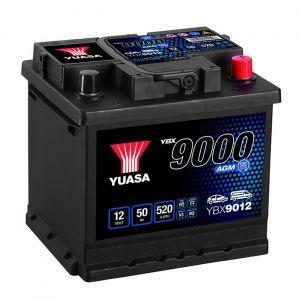 012 9000 Series AGM Car Battery - 4 Year Warranty