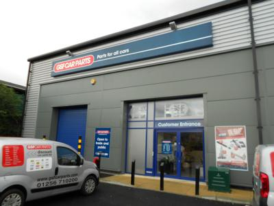 Euro Car Parts Basingstoke Opening Hours