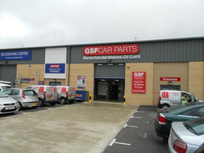 Car Parts Telford Way Kettering