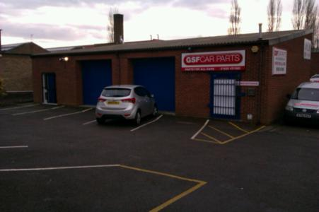 Gsf Car Parts Leamington Spa Leamington Spa
