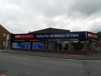 Gsf Car Parts Rochdale