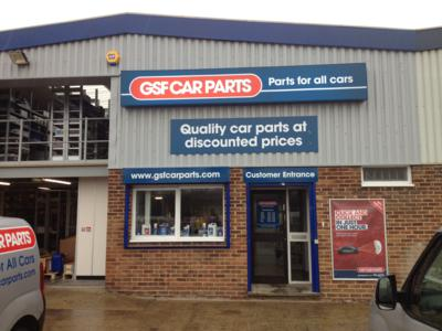 Gsf Car Parts Sittingbourne