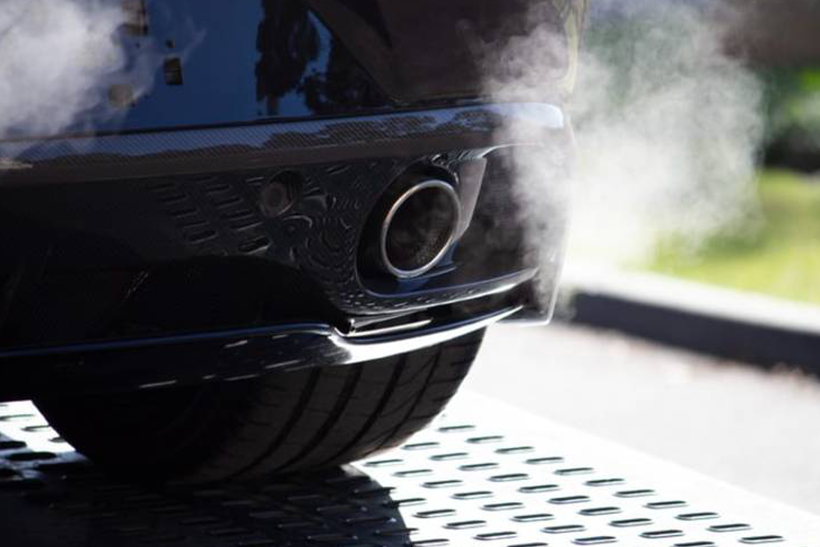Troubleshooting white, black and blue smoke from your car exhaust