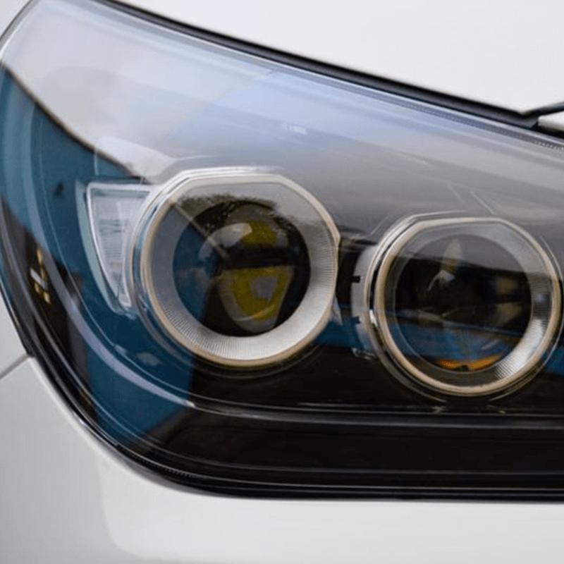 How to change headlight and brake light bulbs