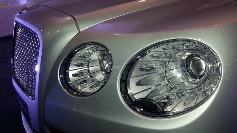 When to clean your headlights