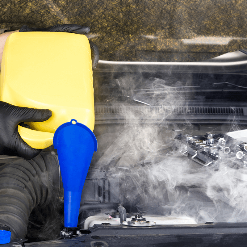How Flush A Car Radiator