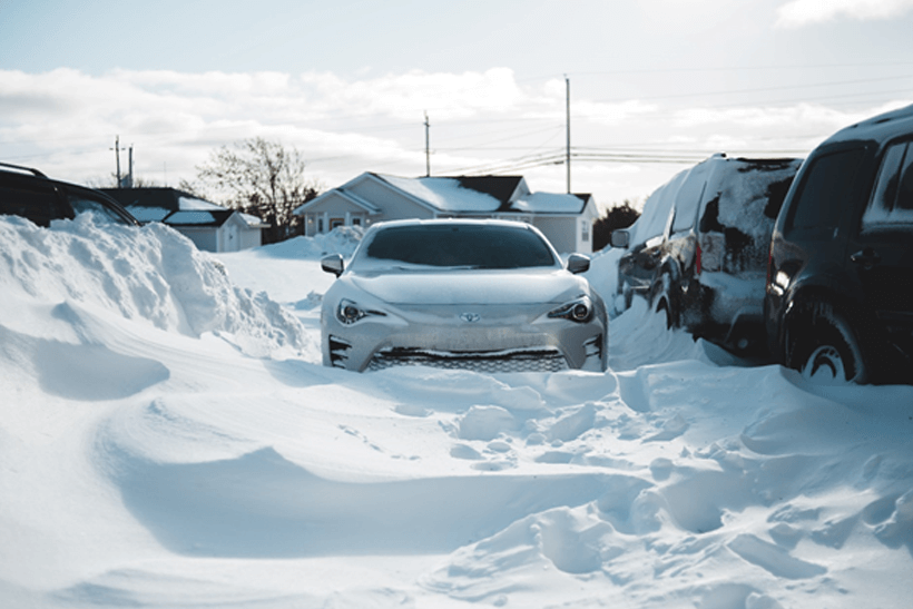Winter car checks for before you travel in bad weather