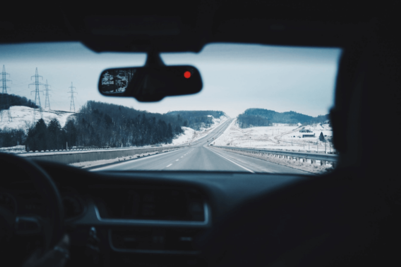 Winter car emergency kit checklist